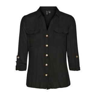 Camicia da donna Vero Moda vmbumpy