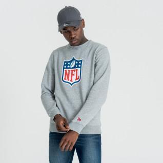 Felpa girocollo con logo NFL