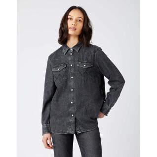 Camicia da donna Wrangler Heritage