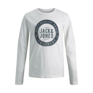T-shirt maniche lunghe per bambini Jack & Jones Jeans