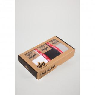 Calzini Alpha Industries RBF Box