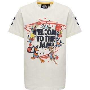 T-shirt per bambini Hummel Hmlspace Jam Tres