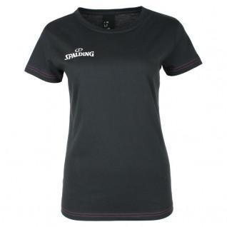 T-shirt donna Spalding Team II