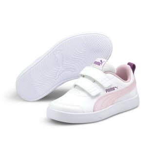 Scarpe per bambini Puma Courtflex v2 V
