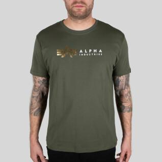 T-shirt Alpha Industrie Label
