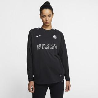 Costume da bagno da donna ml Nike F.C. Total 90