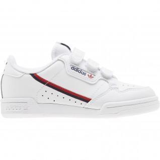 Scarpe per bambini adidas originals Continental 80