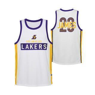 Maglia per bambini Los Angeles Lakers Dominate Shooters Lebron James
