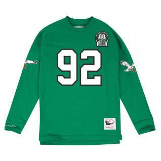 Sweatshirt M&N Ls Philadelphia Eagles