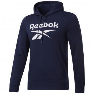 Felpa con cappuccio Reebok Identity Big Logo