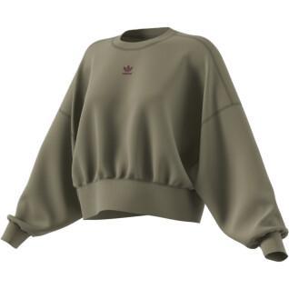 Felpa donna adidas Originals Adicolor Essentials Fleece