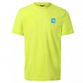 """T-shirt classico The North Face """"Never Stop Exploring"""""""
