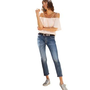 Jeans boyfit da donna Le temps des cerises Sea 200/43