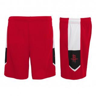 Bambino a casa Pantaloncini Outerstuff NBA Houston Rockets