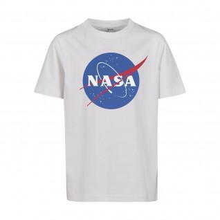 T-shirt per bambini Mister Tee nasa insigne