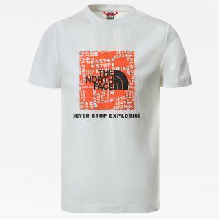 T-shirt per bambini The North Face Box
