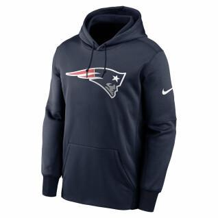 Felpa con cappuccio New England Patriots NFL