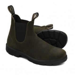 Scarpe Blundstone Original Chelsea Boots 1615 Dark Olive