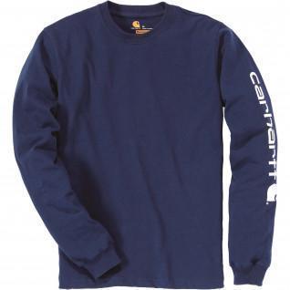 T-shirt maniche lunghe Carhartt Logo