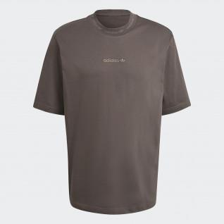 T-shirt Adidas logo centrato