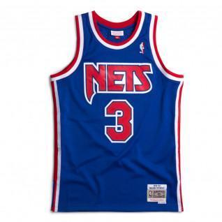Mitchell & NessM a i l l o t   Nba New Nets