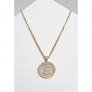 Collana Urban Classics dollar diamond
