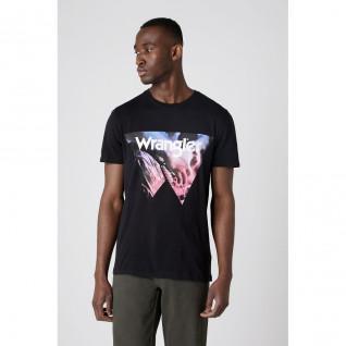 T-shirt Wrangler Cowboy Cool